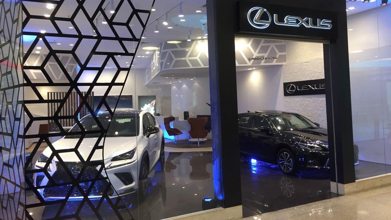 Newland Lexus